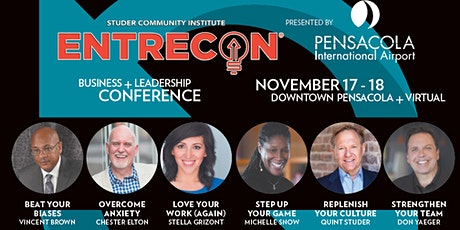 EntreCon® 2021: Business and Leadership Conference tickets