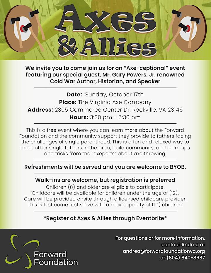 Axes & Allies image