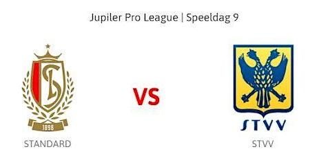 Jupiler Pro League: Standard Luik - STVV billets