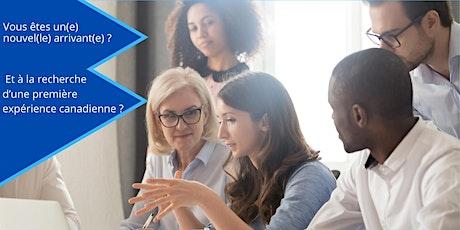 Session de recrutement pour le programme   Experica 3.0 du CFGT billets