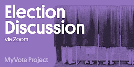 MyVote Project Election Discussion_Durham, NC tickets