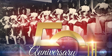 J-SETTES 50TH ANNIVERSARY HOMECOMING CELEBRATION tickets