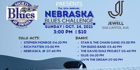 Nebraska Blues Challenge by the Blues Society of Omaha tickets