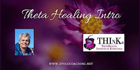 Presentación de la técnica de Sanación Theta Healing tickets