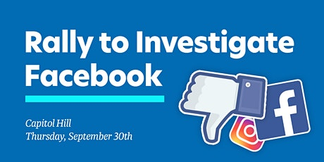 Rally to Investigate Facebook tickets