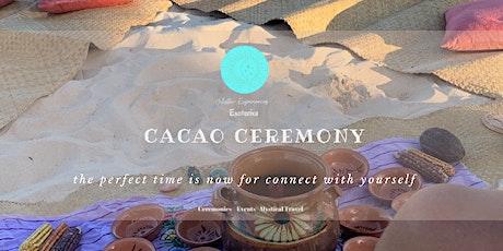 Cacao Ancestral Ceremony boletos