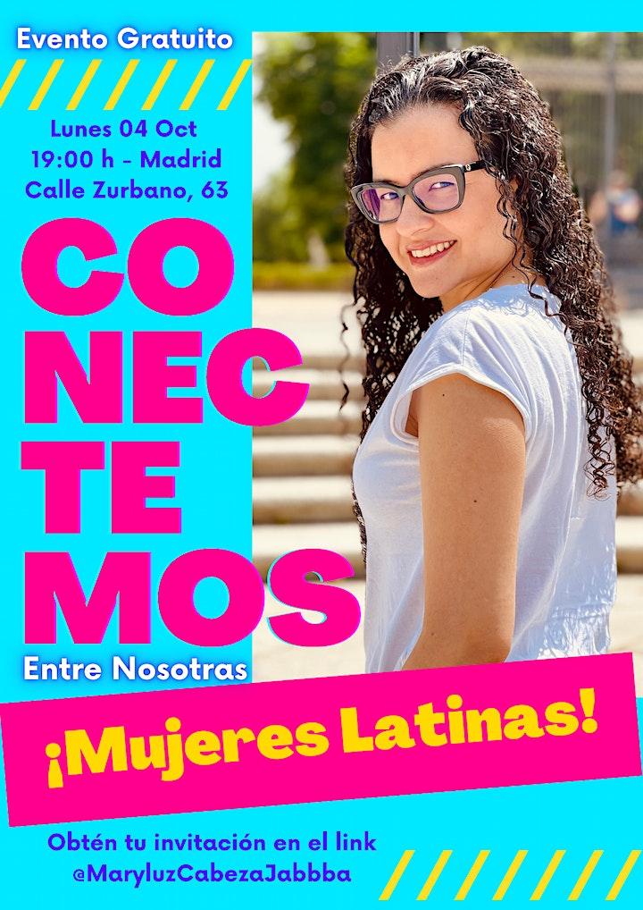 Imagen de ¡MUJERES LATINAS! CONECTEMOS ENTRE NOSOTRAS