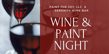 Wine and Paint Night tickets