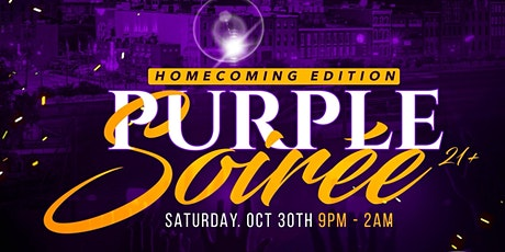 Gamma Theta & Theta Alpha Alpha Purple Soirée: Homecoming Edition tickets