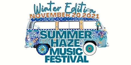 Summer Haze Music Festival - Winter Edition tickets