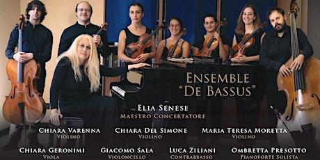 """Concerto dell'Apparizione - Ensemble """"De Bassus"""" biglietti"""