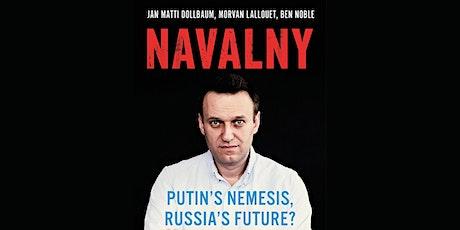 MIT Starr Forum: Navalny: Putin's Nemesis, Russia's Future? tickets