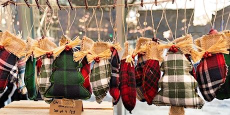 A Handmade Holiday Market - Shopping Pass tickets
