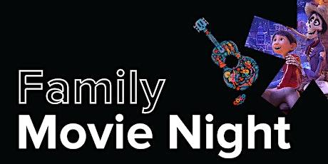 Family Movie Night | Coco tickets