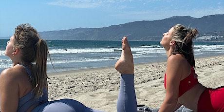 Yoga at the Beach! tickets