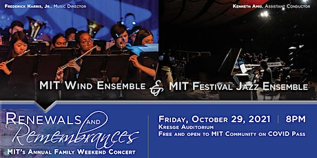 Renewals and Remembrances  Concert tickets