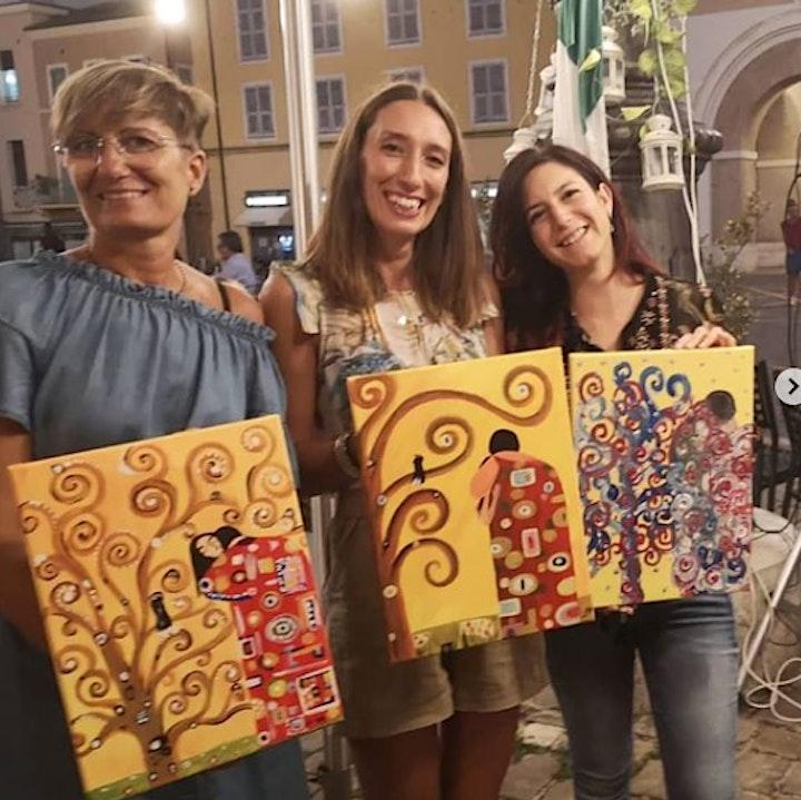 Immagine S.Giovanni in Marignano (RN): Klimt, un aperitivo Appennello