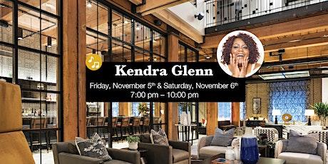 Kendra Glenn LIVE at Umbra tickets