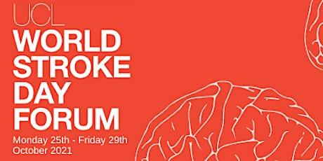 UCL World Stroke Day Forum 2021 tickets