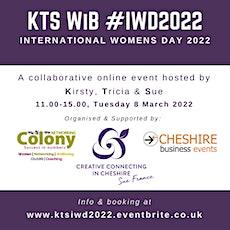 KTS Women in Business - Cheshire International Womens Day #IWD 2022 tickets