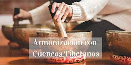 Armonización con Cuencos Tibetanos entradas