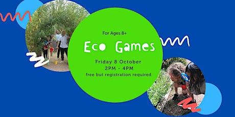 Autumn  Garden Programme: Eco games! tickets