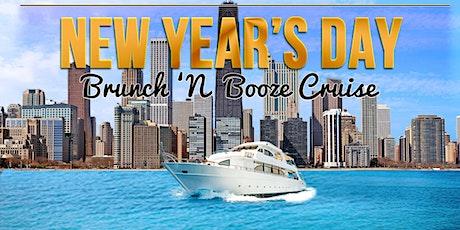 New Year's Day Brunch 'N Booze Cruise on Lake Michigan aboard Anita Dee II tickets