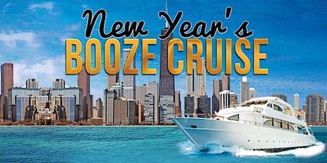 New Year's Booze Cruise on Lake Michigan aboard Anita Dee II tickets