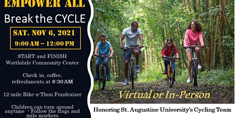 EMPOWER ALL - Bike-A-Thon Fundraiser tickets