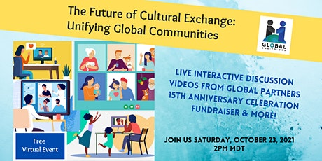 The Future of Cultural Exchange: Unifying Global Communities tickets