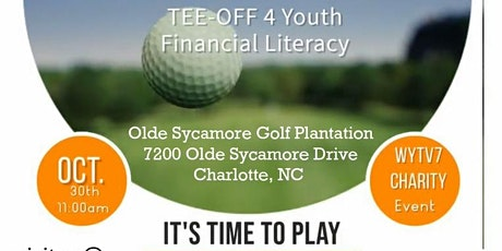 Tee-Off 4 Youth Financial Literacy Golf  Classic -Tournament tickets