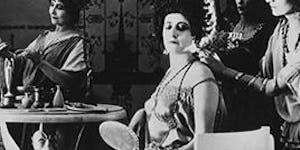 Entering the ancient world through silent cinema