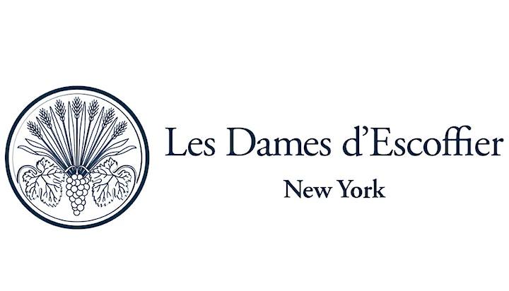 LES DAMES D'ESCOFFIER NY PRESENTS:  THE NEXT BIG BITE. THE HOME COOK PRO. image
