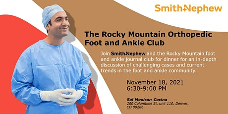 Rocky Mountain Orthopedic Foot and Ankle Club 2021 tickets