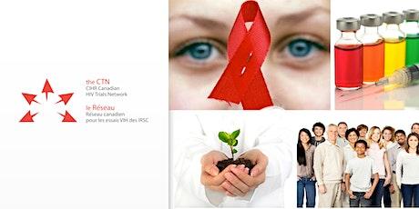 CIHR CTN Chronic Pain and HIV: Webinar Series tickets