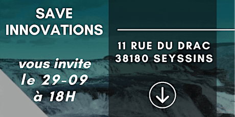 Table-ronde SAVE INNOVATIONS billets