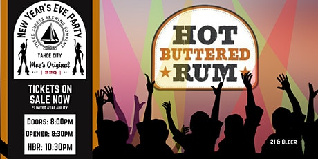 New Year's Eve Party: HOT BUTTERED RUM tickets