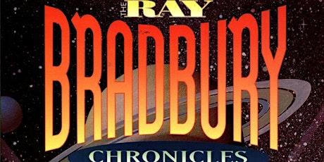 Win a signed Bradbury comic book! tickets
