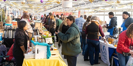 Plate & Parcel Holiday Market - Shopping Pass tickets