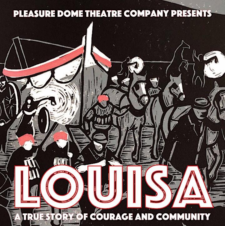 Louisa by Pleasure Dome Theatre Company image