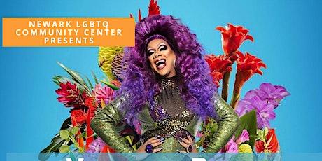 Newark LGBTQ Community Center Monthly Virtual Drag Bingo tickets
