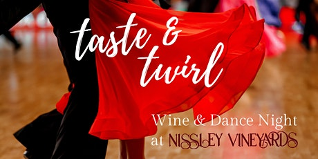 Taste and Twirl: Learn the Hustle tickets