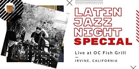 Latin Jazz Night Special tickets