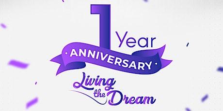 1 Year Anniversary Celebration! tickets