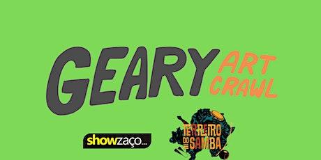 1190 Dupont Sunday  - Terreiro do Samba - Geary Art Crawl tickets