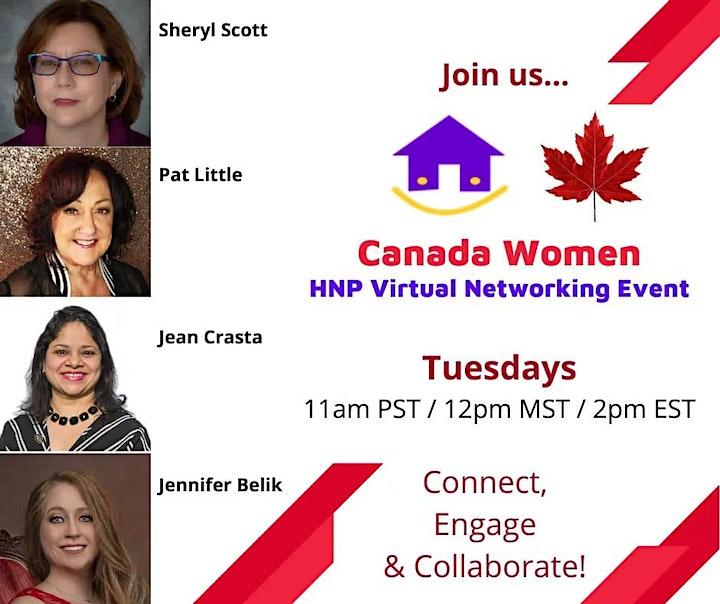 Canada Women Networking - Happy Neighborhood Project image