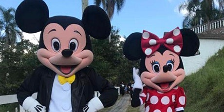 DESCONTO! Dia das Crianças no Parque Della Vittoria com personagens ingressos