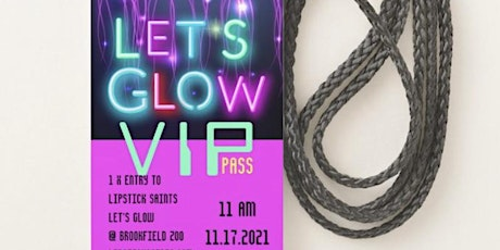 Let's Glow tickets