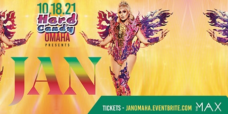 Hard Candy Omaha with Jan tickets