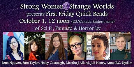 First Friday - Third Thursday Quick Read tickets